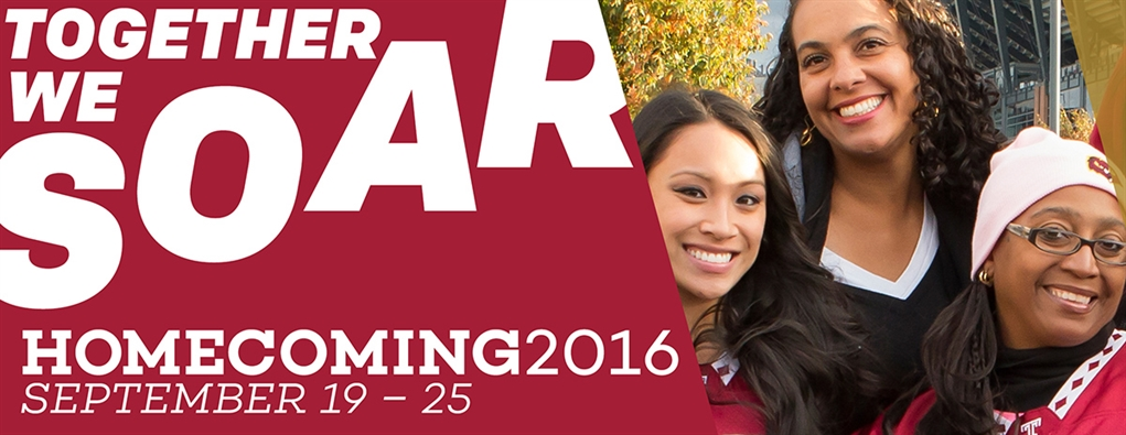 Homecoming 2016: Together We Soar - September 19-25