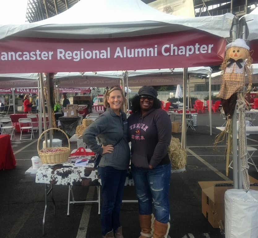 Lancaster Chapter at Tailgate