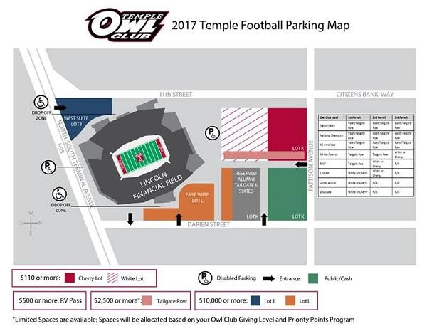 Temple University Plan Your Trip