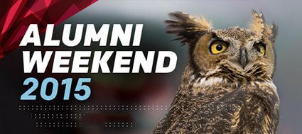 Alumni Weekend 2015  Register Now